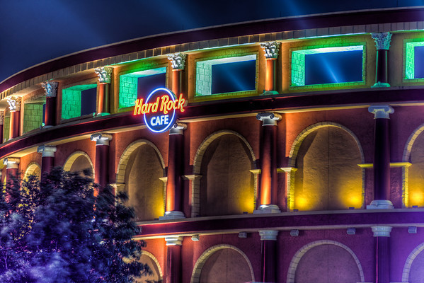 Hard Rock Cafe, Orlando, FL